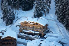 Richard Branson's luxury #ski lodge in Verbier, #Switzerland is reopening. #skitrip #europe #skidestination #wintertravel