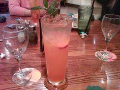 Olive Garden's Strawberry Mango Limonata
