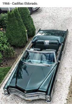 1966 Cadillac Eldorado - Cars World Cadillac Eldorado, Cadillac Ats, Pink Cadillac, Cadillac Fleetwood, Cadillac Escalade, Escalade Esv, Retro Cars, Vintage Cars, Antique Cars