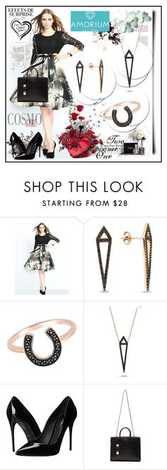 """""""Amorium.com"""" by lila2510 ❤ liked on Polyvore featuring Relaxfeel, Amorium, Dolce&Gabbana, Yves Saint Laurent, women's clothing, women, female, woman, misses and juniors"""