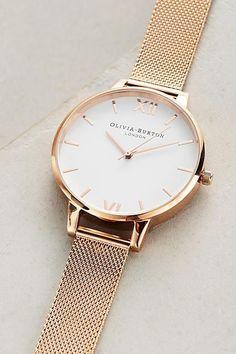 Rosie Gold Watch