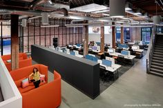 Weebly | Architect Magazine | Huntsman Architectural Group, San Francsico, Commercial, Interiors