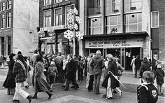 De Grote Markt in 1977 - Foto's SERC