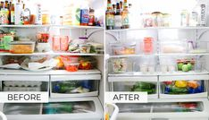 literally genius steps for fridge organization! obsessed with the fridge labels too First Apartment Checklist, First Apartment Essentials, Apartment Hacks, Apartment Kitchen, Apartment Living, Moving House Tips, Moving Tips, Moving Hacks, Fridge Organization