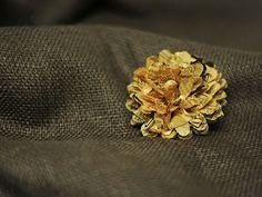 D.I.Y. 3D Flower Embellishment