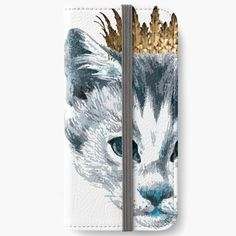 Iphone Wallet, Iphone Cases, Fashion Room, Top Artists, Crowns, Vintage Designs, Kitten, My Arts, Tapestry