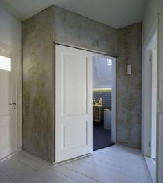 Betónová stierka na ... | Prestavba holandského domu | Galéria | HNstyle.sk - Lifestyle z prvej ruky pre mužov aj ženy