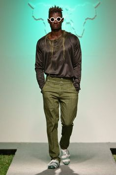 J.Reason Fashion Show - Swahili Fashion Week 2015 - Male Fashion Trends