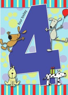 4th Birthday Boys, Birthday Wishes For Kids, Happy Birthday Baby, Art Birthday, Happy Birthday Images, Birthday Messages, Birthday Pictures, Birthday Greetings, Birthday Cards