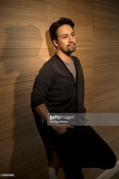 Singer/songwriter/actor Lin-Manuel Miranda is photographed for USA Today on November 13, 2016 in Santa Monica, California. PUBLISHED