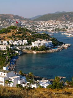 Bardakci Bay – Bodrum, Turkey – 2020 World Travel Populler Travel Country Beautiful Places In The World, Places Around The World, Around The Worlds, Marmaris, Places To Travel, Places To See, Visit Turkey, Turkey Travel, Toscana