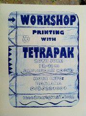 IMG_4208 (moo2me) Tags: amsterdam june print workshop printmaking intaglio tetrapak alternativeprintmaking Cool Art, Awesome Art, Printmaking, Workshop, Personalized Items, World, Paper, Amsterdam, Prints