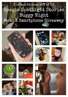 Review of Google Spotlight Stories Buggy Night on the Moto X Smartphone #Giveaway #BuggyNight http://andtwinsmake5.blogspot.com/2014/03/GoogleSpotlightStoriesBuggyNight.html