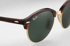 ceea8fe949 Ray Ban Round Clubmaster Sunglass Black RB 4246 901 The New Ray Ban Round  Clubmaster takes an iconic style and brings it to 2016 with the awesome  round ...