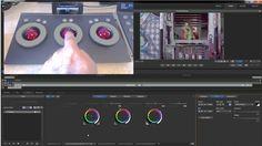 Learn Color Grading with Adobe Speedgrade CC & the Tangent Element Tk Panel.  #adobe #speedgrade #creativecloud #tangent #element #TkPanel #trackerball #colorist #videoediting #postproduction #elearning #softwaretraining #color