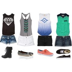 Summer Style~ I, Pretty Much, Only Like The First Two.