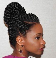 Big braids  #big #braids