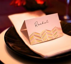 35 cute and clever ideas for #wedding #place cards!