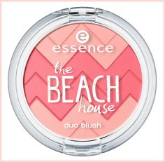 essence the beach house duo blush Collage