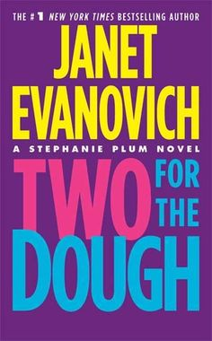 """Two For The Dough (Stephanie Plum Series #2)"" by Janet Evanovich --- Technically, I read books one, two, and three of the series in the compilation ""Three Plums In One,"" but I'm pinning them separately so the number of pins on the board is exactly equal to the number of books I have read in 2011. Ditto my earlier misgivings about the main character. At least in this one she gets Joe Morelli back for the last book's naked incident. Well done, girl. GOODREADS RATING: 3/5 Stars"