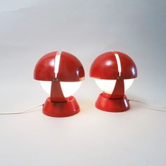 Pair of nighlamps Buonanotte by Giovanni Gorgoni for Stinovo 1965 / modernariato
