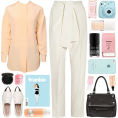 everything you've been through made you stronger by annamari-a on Polyvore featuring polyvore fashion style Alexander Wang Chloé Miu Miu Givenchy Gorgeous Cosmetics Pier 1 Imports Christian Dior Nails Inc. Davines Mamonde philosophy Essie Shay