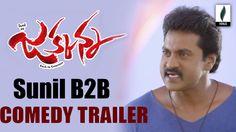 Sunil B2B Comedy Trailer || Jakkanna Movie Trailer -Venusfilmnagar