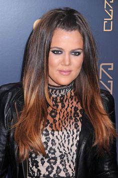 kloe kaedadhian hair | Khloe Kardashian Long Straight Cut - Khloe Kardashian Looks ...