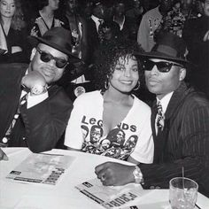 Jimmy Jam, Janet Jackson & Terry Lewis