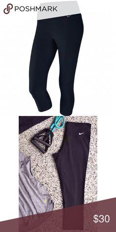 Nike Legend Capri Yoga pant Nike Pants Capris