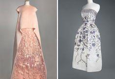 The haute couture exhibition at Hotel de Ville (© musée Galliera, Ville de Paris)