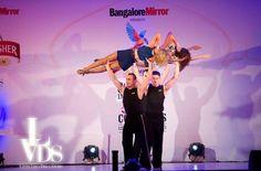 Melbourne Aerial Dance Company 2011 India Student Team: Ray Brindley - Tarmi Kane - Adam Jacobs - Michelle Harper - Steven Maltezos - Alexandra Tsoutouras