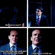 And the award for 'Best character introduction in a TV Series' goes to Agent Phil Coulson - Marvel's Agents Of S.H.I.E.L.D.