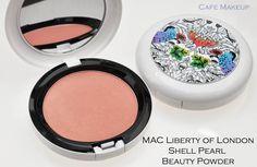 My favorite  MAC beauty powder