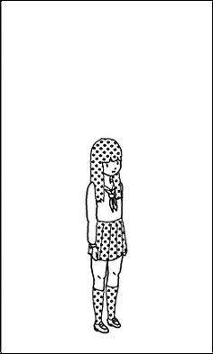 CLICK this girl!!!  via Fukuda Tsubasa