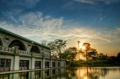Humboldt Park Boathouse by Michael Patrick Perry, via Flickr