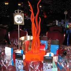 Image Detail For Fire And Ice Decorations Submited Images Pic 2 Fly Banquet Centerpieces