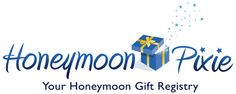 A gift registry for a honeymoon. People can put money toward a honeymoon instead of bringing gifts! Awesome! Especially helpful if youre getting married a great distance from your home and would be difficult to bring gifts back.