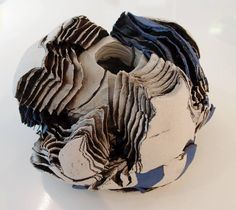 Ceramist Rafa Pérez (Spanish: 1957)