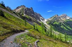 Hike the Pacific Crest Trail Very good information for beginning thoughts of hiking the PCT