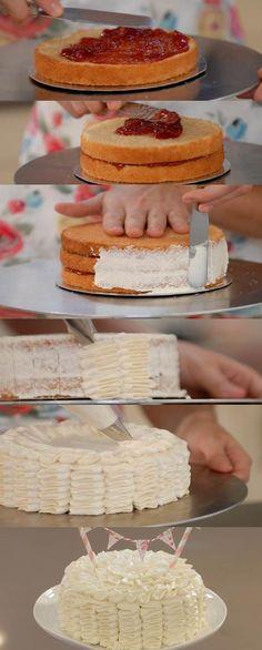 Cupcake Maniacs 6: Tarta de Vainilla