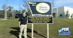 A Georgia sheriff is politically incorrect and proud of it. The law enforcement leader whose contrarian PC welcome sign went viral in 2015, has a new, bold message for visitors to his county.