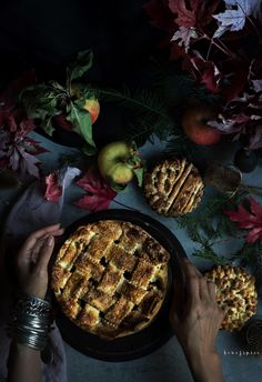 Apple Pie with Specu