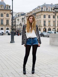 Streetstyle Paris #2