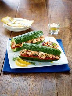 Schlemmen Sie sich schlank! Low Carb Diät Rezepte tun nicht nur der Figur, sondern auch der Seele gut. 14 Rezepte ohne Kohlenhydrate für den Sommer.
