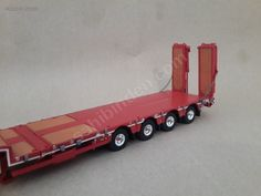 WSİ Nooteboom LOWBED - LOW LOADER - Merlin'den