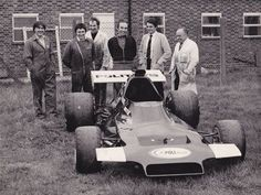 Roll out of the first Williams built F1 ( politoys  FX3 )