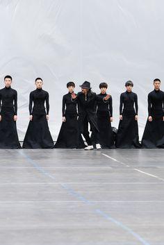 Y-3(Y-3) 2016年春夏メンズコレクション ランウェイ56枚目