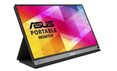 ASUS ZenScreen MB16AC portable USB monitor info and details