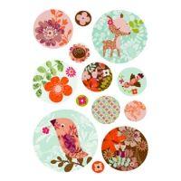 mini labo a little dream wall stickers